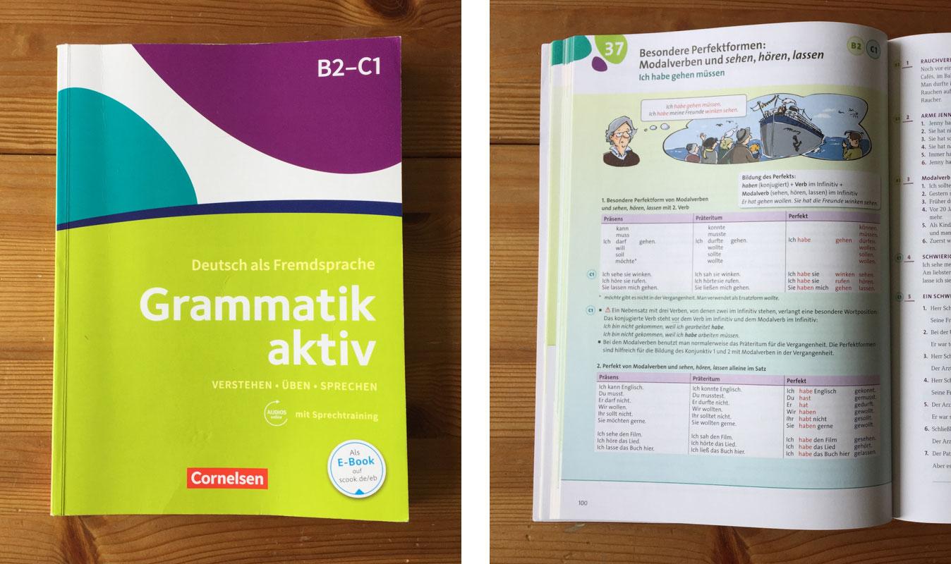 Lernmaterial 2: Grammatik aktiv