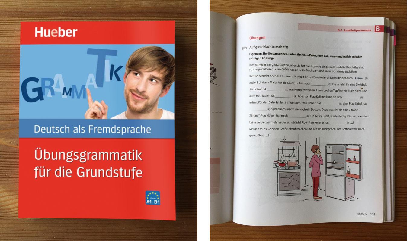 Lernmaterial 1: Übungsgrammatik für die Grundstufe